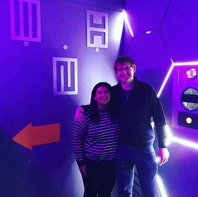 A pleasure to host and much fun was had in Hugh Dunnitt and First Contact! #escaperoom #sheffieldissuper #independentbusiness #sundayfunday