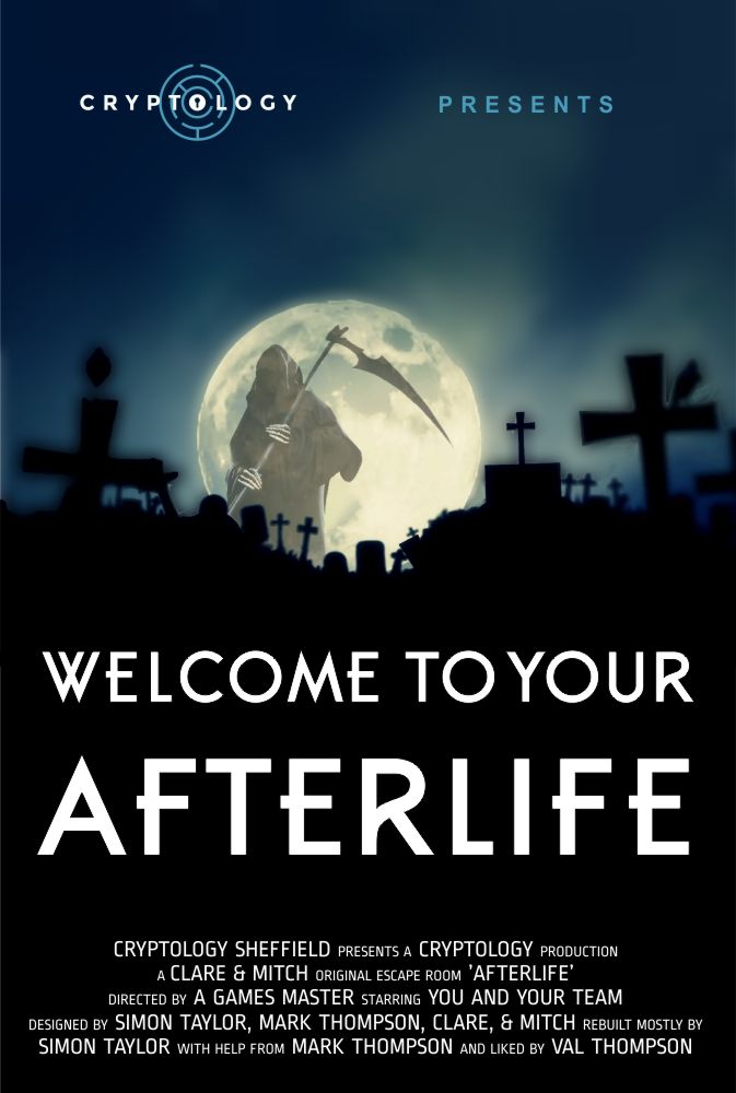 Afterlife Movie Poster