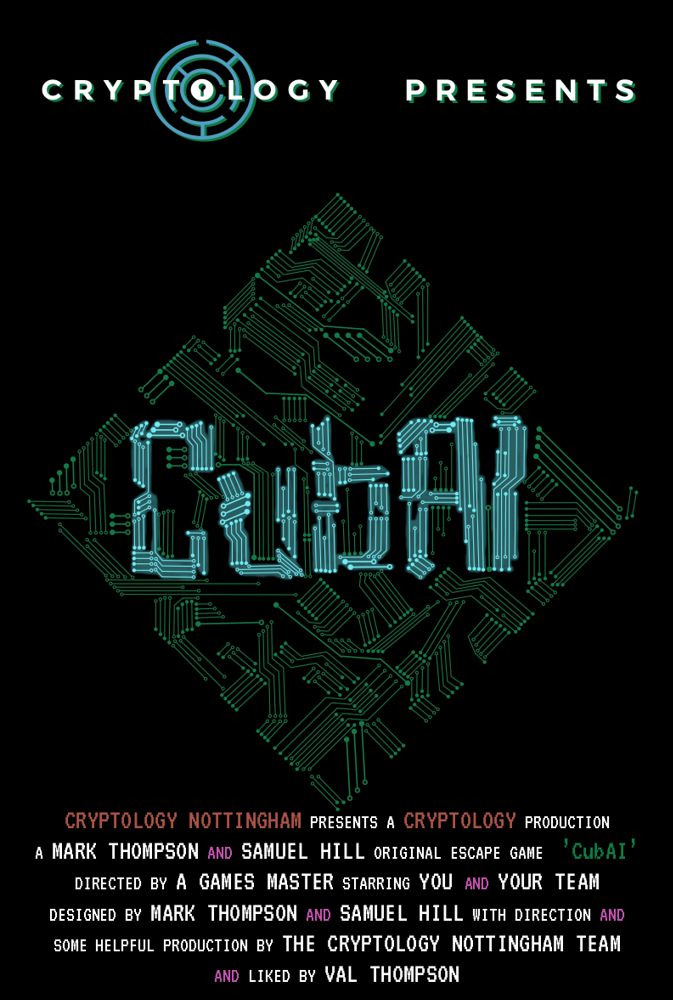CubAI Movie Poster
