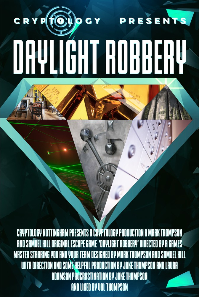 Daylight Robbery Movie Poster