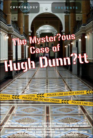 The Mysterious Case Of Hugh Dunnitt Game