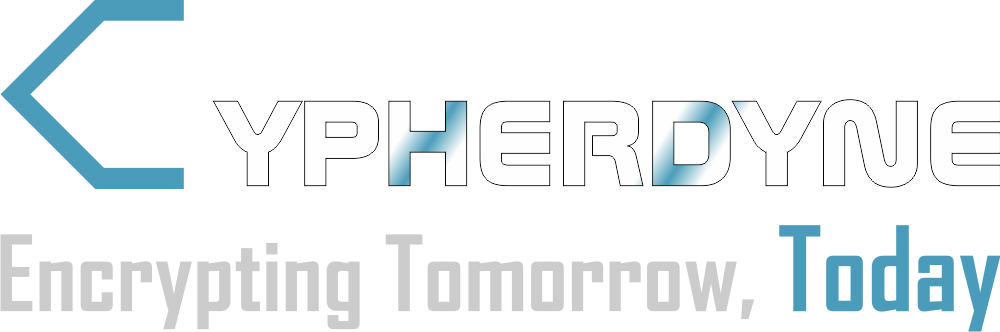 Cypherdyne v1.5 Escape Room Logo