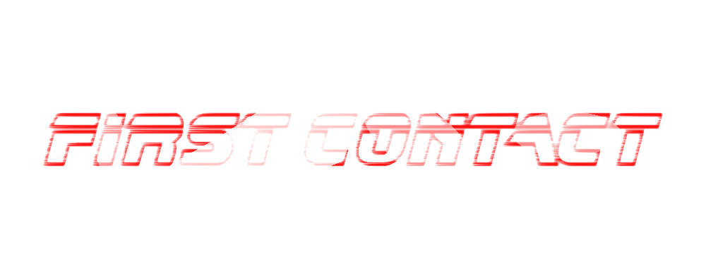 First Contact Escape Room Logo