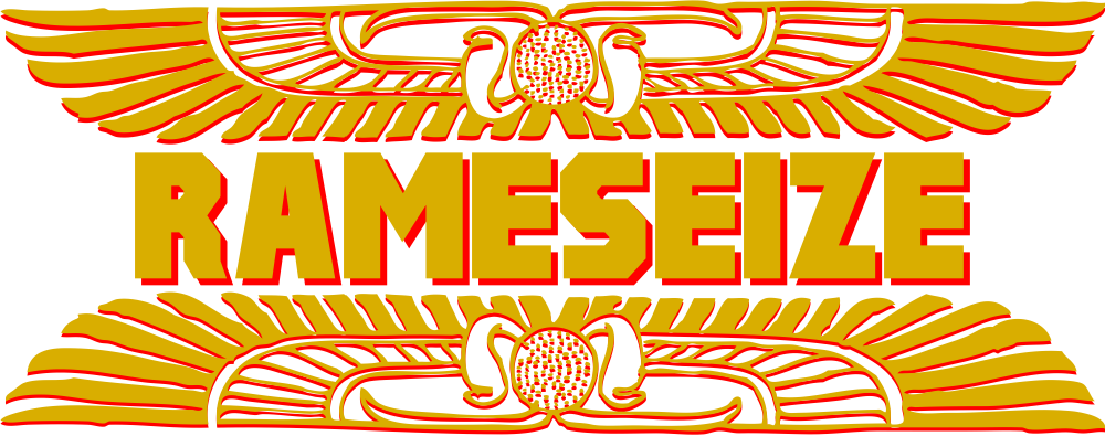 Rameseize Escape Room Logo